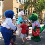 Mascot festival — Stock Photo #11899400