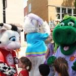 Mascot festival — Stock Photo #11899450