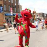 Mascot festival — Stock Photo #11899600