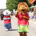 Mascot festival — Stock Photo #11899628