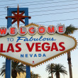 Las Vegas Sign - Stock Photo