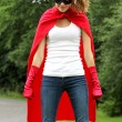 Stockfoto: Super girl