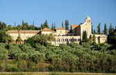 Latrun monastery. — Stock Photo