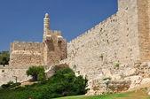 Jerusalem citadel. — Stock Photo