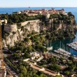 The Prince's Palace of Monaco - Stock Photo