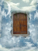 Heaven door — Stock Photo