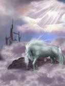 Magic Horse — Stock Photo