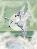Unicorn — Stock Photo