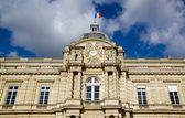 The Senat. Paris France — Stock Photo