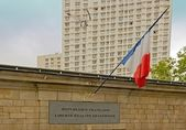French republic — Stock Photo