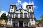 Nossa Senhora do Monte, Madeira, tomb Charles of Austria — Stock Photo