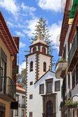 Santa Clara Church in Funchal, Madeira — Stock Photo