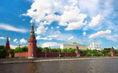 Moscow, Red Square, a summer day — Stock Photo