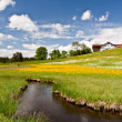 South Bavaria landscape - Stock Photo