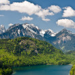 Alps mountains — Stock Photo #11190127