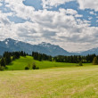 Bavarian Alps landscape — Stock Photo
