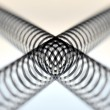 Stock Photo: Abstract coils