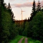 Wind turbine — Stock Photo #11531940