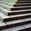 Old stone staircase — Stock Photo #11548367