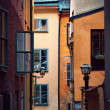 Old buildings in Stockholm - Lizenzfreies Foto