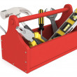 Toolbox. — Stock Photo #12208847