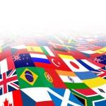 International Business Background — Stock Photo #10795417