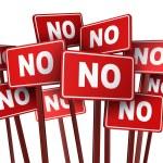 ������, ������: Vote No Campaign