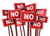 Ne voter aucune campagne — Photo
