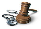 Imperícia médica — Foto Stock