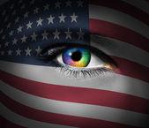 Amerikan kültürü — Stok fotoğraf