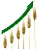 Agrarische sector — Stockfoto