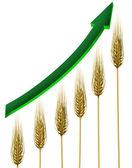Jordbruksindustrin — Stockfoto