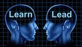бизнес обучение и руководство — Стоковое фото