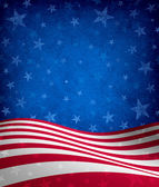 Fourth Of July Background — Stockfoto