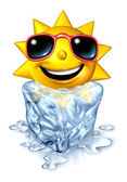 Cool down Refreshment — Stock Photo