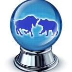 Stock Market Predictions — Stock Photo #11812837