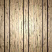 Vector wood plank background — Stock Vector