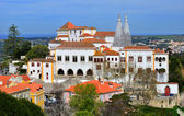 Sintra National Palace (Town Palace), Portugal — Stock Photo