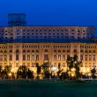 Stock Photo: Bucharest, Parliament Palace