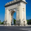 Arch of Triumph, Bucharest, Romania — Stock Photo