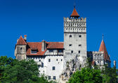 Dracula Castle, Bran, Romania — Stock Photo
