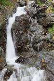 Mountain river — Zdjęcie stockowe