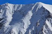Winter mountain landscape — Stockfoto