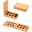 Mancala isolated on white — Stock Photo