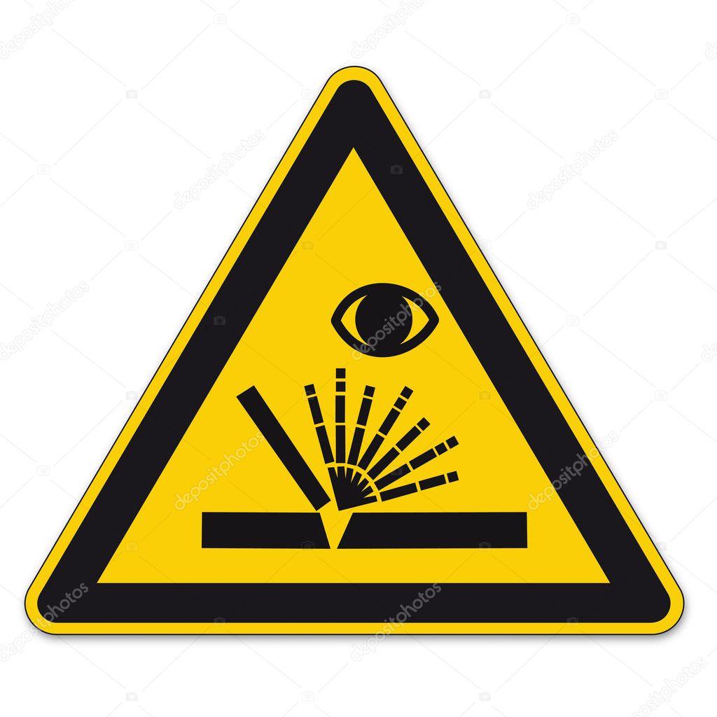 Signe De S Curit Avertissement Triangle Signe Vecteur
