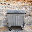 Garbage container — Stock Photo #11158378