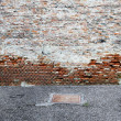 Brick wall — Stock Photo #11262624