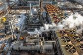 Nitrogen chemical plant — Stock Photo