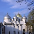 Veliky Novgorod. Russia — Stock Photo