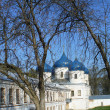 Great monasteries of Russia - Stock Photo